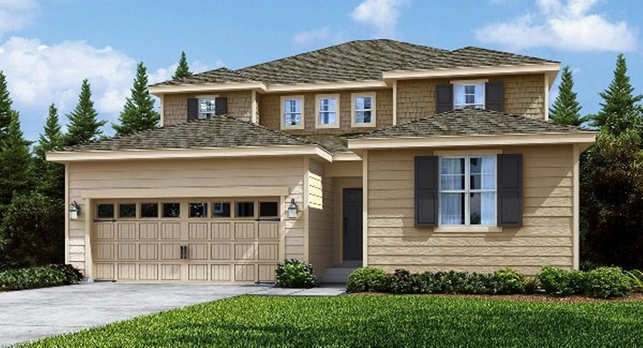 Lennar Bainbridge Elevation A