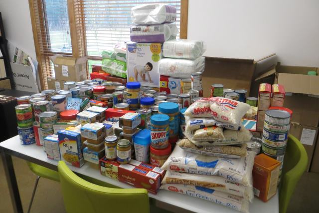 Bonney Lake Food Bank Donations
