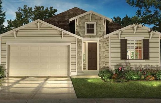 Trilogy Bainbridge Elevation A
