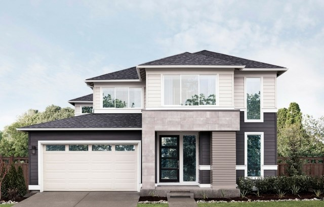 MainVue Homes Marcello Floor Plan Elevation A