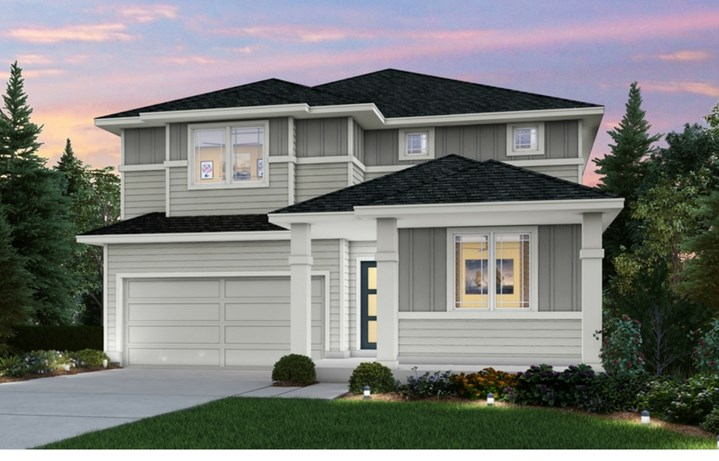 Lennar Everson Elevation A