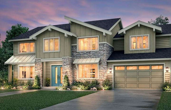 Brookstone Homes Cascade