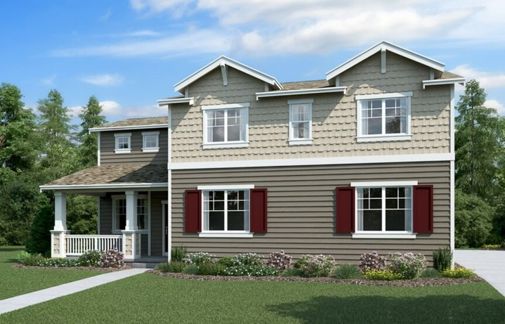 Lennar Primrose Elevation A