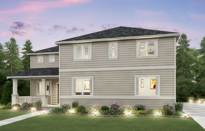 Lennar Primrose Elevation B