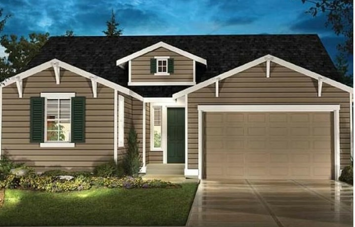 Trilogy Quick Move In Home Whidbey Lot 184