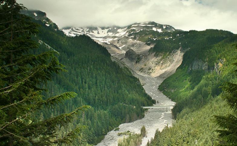 10 Fun Facts About Mount Rainier Raineer Homeplans Com on