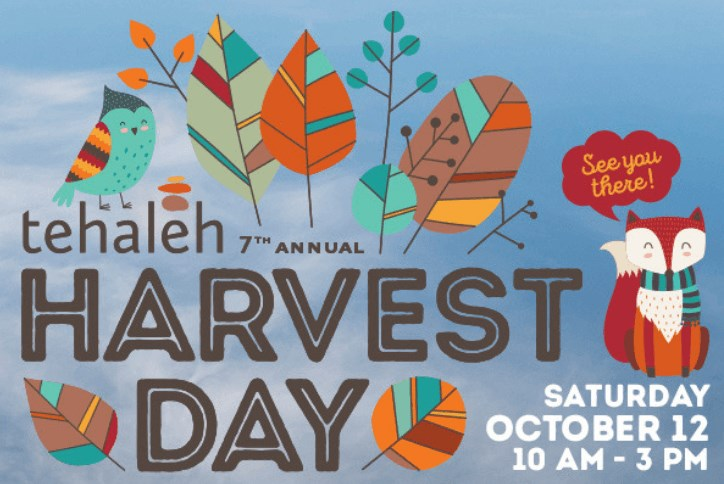 Tehaleh's 7th Annual Harvest Day Tradition