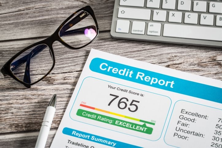 Keep an eye on your credit score to lower your interest rates