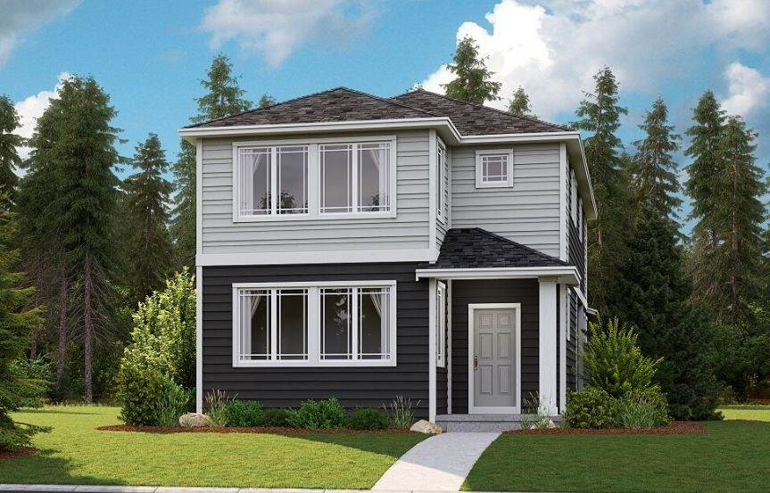 Lennar Homes, Briarwood Model, Elevation C