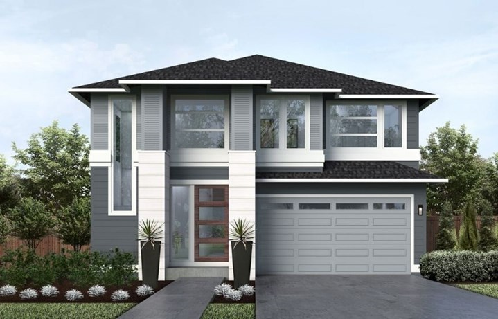 MainVue Homes rendering of their Nova Plan