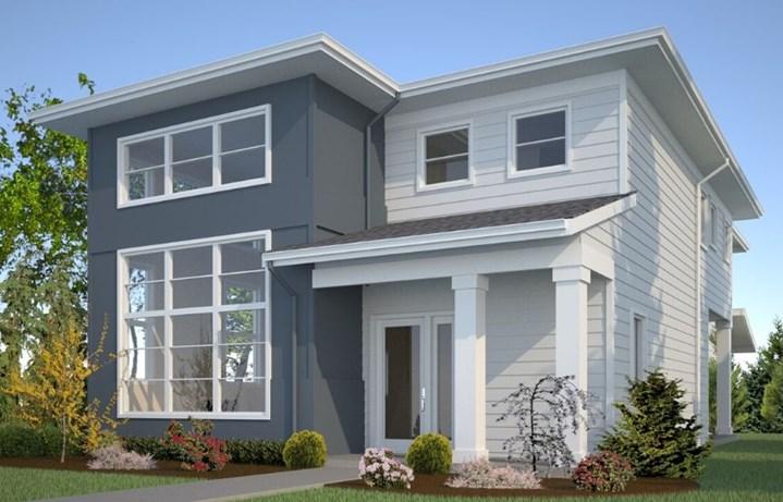 Noffke Homes, Timber Model, Modern Floor Plan