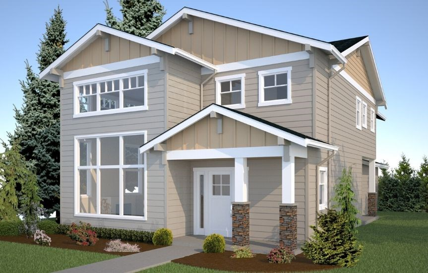 Noffke Homes, Timber Model, Artesian Floor Plan