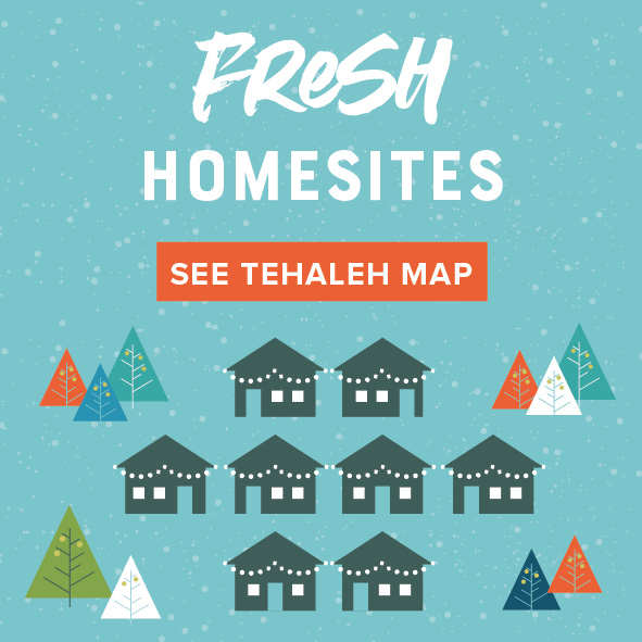See the Tehaleh Map for fresh homesites near Bonney Lake.
