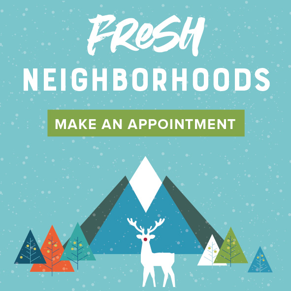 Make an appointment to view fresh neighborhoods in Tehaleh near Bonney Lake.